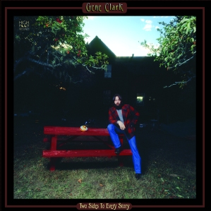 Gene Clark 'Two Sides To Every Story' LP